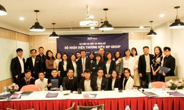 (Brandsvietnam) MP Group ra mắt hệ sinh thái và thay đổi hệ thống bộ nhận diện thương hiệu với tầm nhìn, sứ mệnh mới